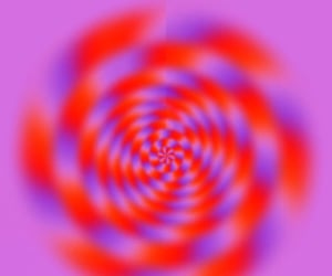 illusion and colors image