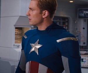 captain america, icons, and Marvel image