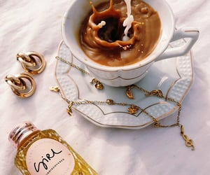 accessories, coffee, and cosmetics image