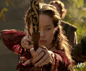 archery, narnia, and susan pevensie image