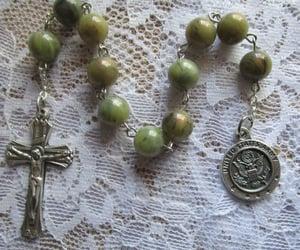 Catholic, etsy, and rosary image