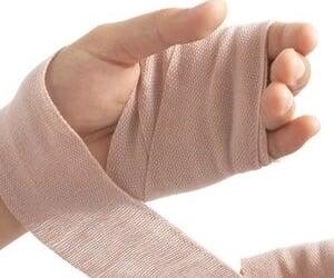 aesthetic, arm, and bandage image