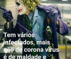 vida, inveja, and corona virus image