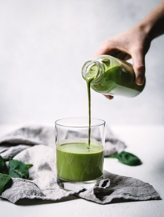 green, smoothie, and yum image
