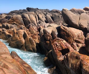 australia, travel, and beach image