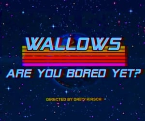 vintage, wallpaper, and wallows image