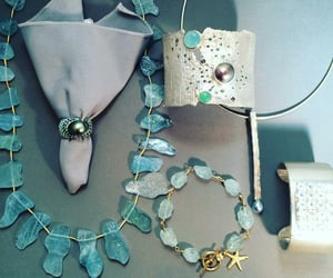 accessories, jewelry, and sirena image
