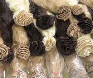 indian hair, raw hair, and human hair exporters image