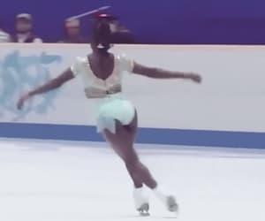 backflip, gif, and skates image