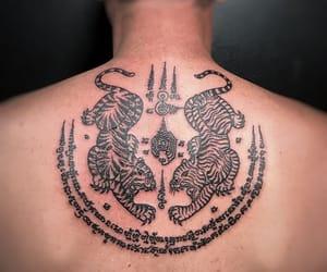 seni tato thailand image