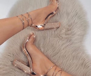 beautiful, chic, and heels image