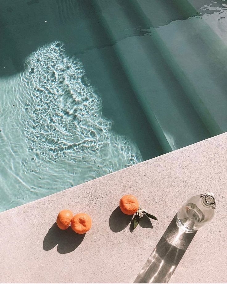 summer, pool, and aesthetic image