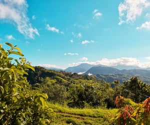clouds, mountains, and rizal image