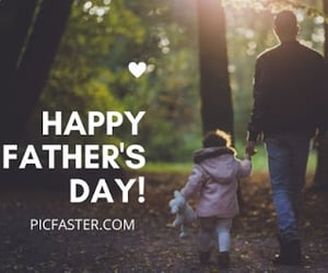 happy fathers day, fathers day wishes, and fathers day images image