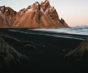 iceland, photography, and sea image