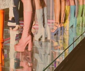 shoes, aesthetic, and vintage image
