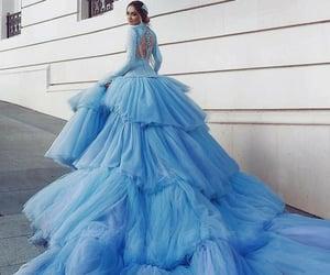 azul, elegancia, and belleza image