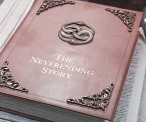book, pink, and theme image