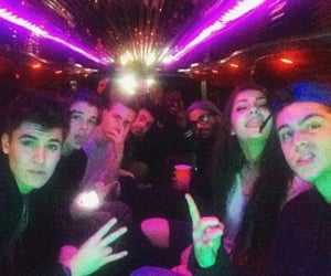 skate, andrea russett, and kenny holland image