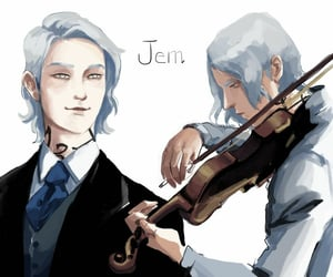 tid, jem carstairs, and james carstairs image