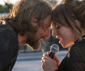 a star is born, Lady gaga, and movie image