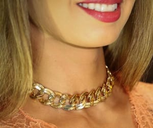chain, necklace, and choker image