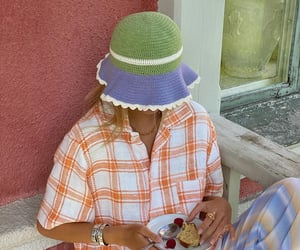 colors, pasteles, and ella karberg image