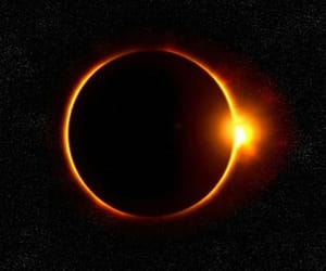 india, solar eclipse, and usa image