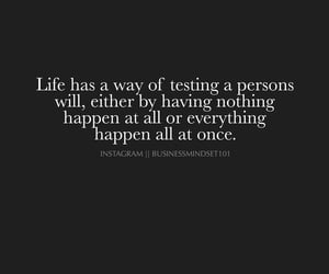 life, text, and quotes image