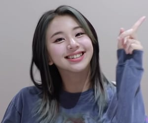 chaeyoung, catgirl, and twice image