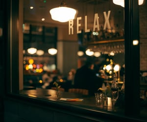 relax, cafe, and aesthetic image