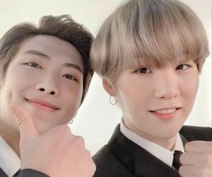 SG, yoongi, and kim namjoon image