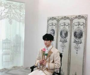 ateez, prince, and park seonghwa image