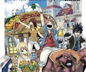anime, lucy heartfilia, and ilustraciones image