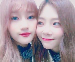 dreamcatcher, siyeon, and minji image