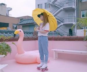 kpop, mv, and pink image