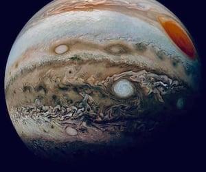 space, jupiter, and nasa image