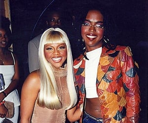 Lil Kim and lauryn hill image