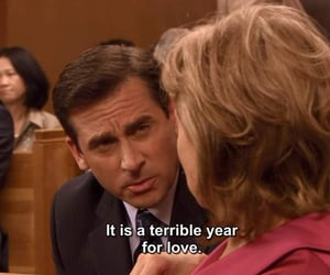 tv show, the office, and michael scott image