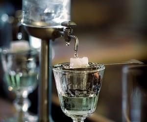 absinthe, bar, and bohemian image