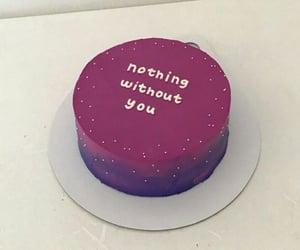 art, birthday cake, and kitchen image