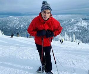 cody ko and snowboarding bitch image