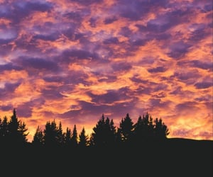 sky, photography, and pink image