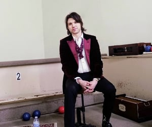 panic! at the disco, the young veins, and ryan ross image