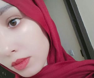 beautiful, hijab, and hijab style image