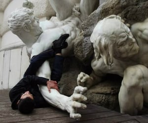 lol, lmao, and sculpture image