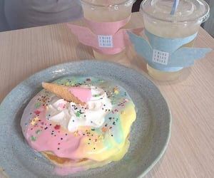 sweet, aesthetic, and cafe image
