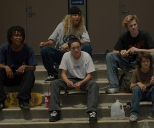 movie, mid90s, and boys image
