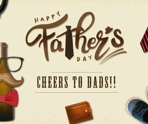 Fathers Day, happy fathers day, and seo services image