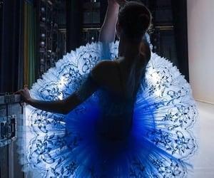 bailarina, ballet, and belleza image